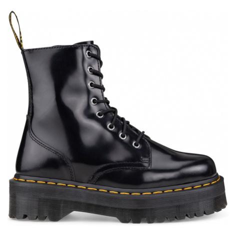 Dr. Martens Jadon 8 Eye Boots-7 čierne DM15265001-7 Dr Martens