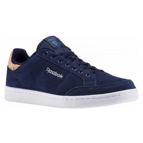 Reebok ROYAL SMASH SDE tmavo modrá - Pánska obuv