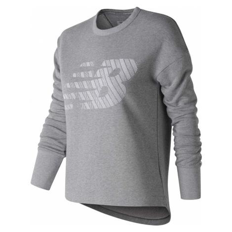 New Balance Fleece Crew Sweatshirt Ladies