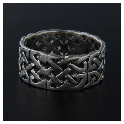 Strieborný prsteň 13967