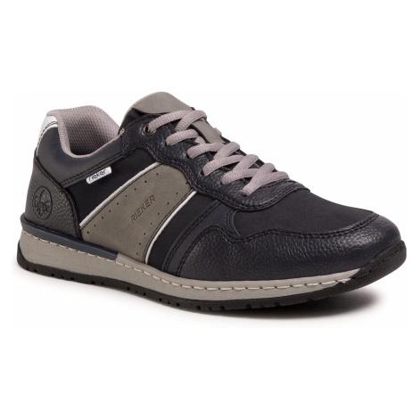 Sneakersy RIEKER - B5128-14 Blau