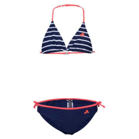 Aress SABINA modrá - Dievčenské dvojdielne plavky