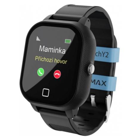LAMAX WATCH Y2 čierna - Detské hodinky