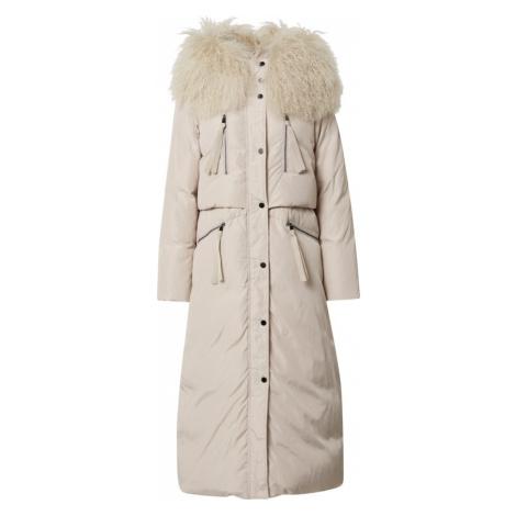 MAX&Co. Zimný kabát 'Oriente'  béžová