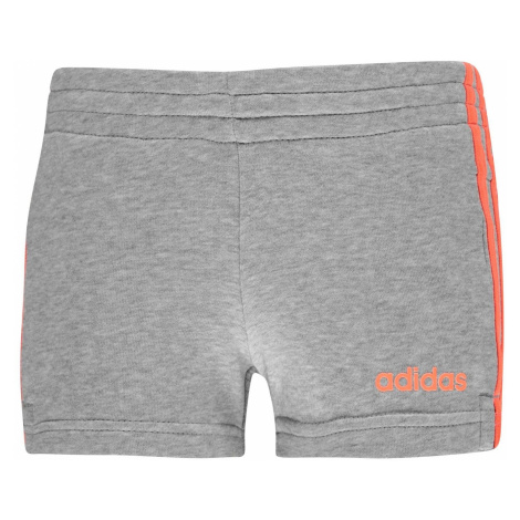 Adidas Girls 3-Stripes Shorts Kids
