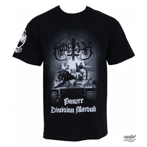 Tričko metal RAZAMATAZ Marduk Čierna