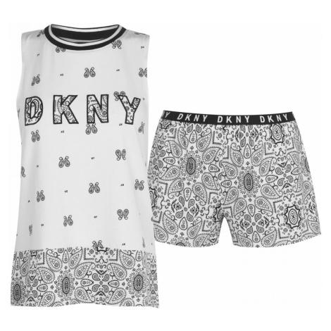 DKNY Bandana Tank Top Pyjama Set