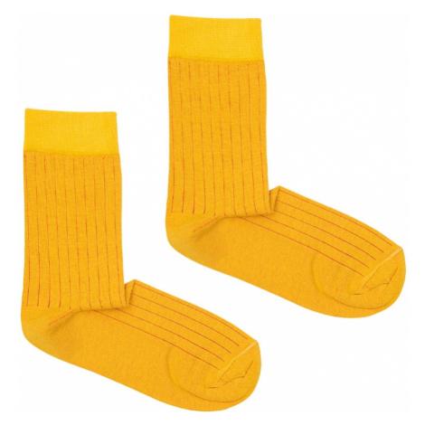 Kabak Unisex's Socks Classic Ribbed