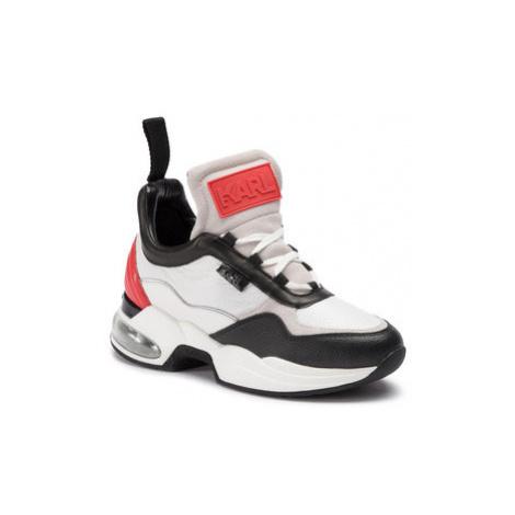 KARL LAGERFELD Sneakersy KL61735 Biela