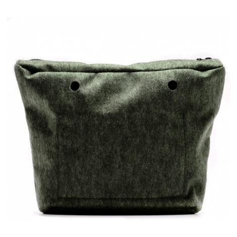 Obag vnútorná taška feltro olivová O bag
