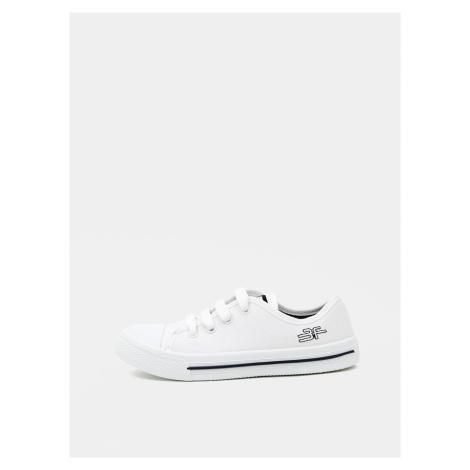 Biele chlapčenské tenisky 3F