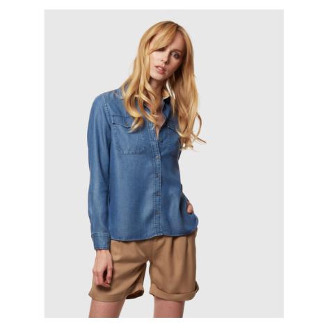Košeľa La Martina Woman Shirt Long Sleeves Light