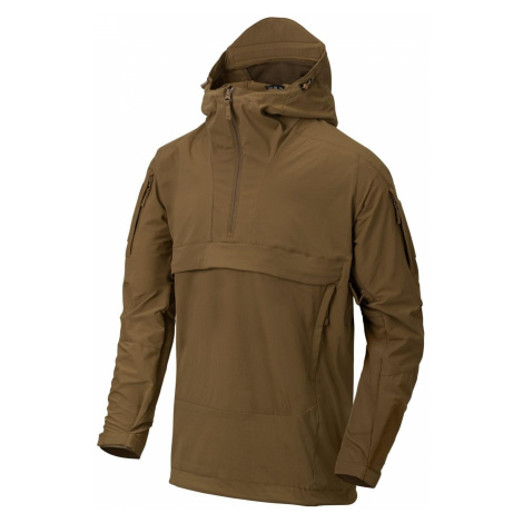 Softshellová bunda Anorak Mistral Helikon-Tex® – Mud Brown