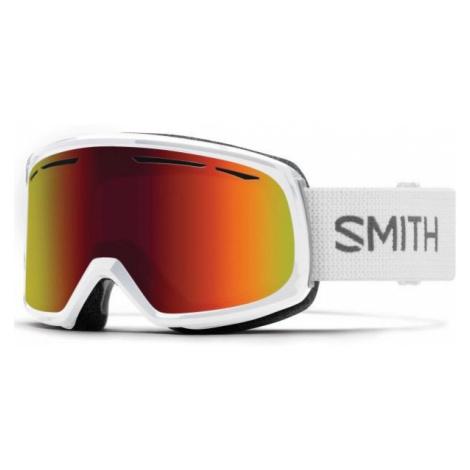 Smith DRIFT biela - Dámske lyžiarske okuliare