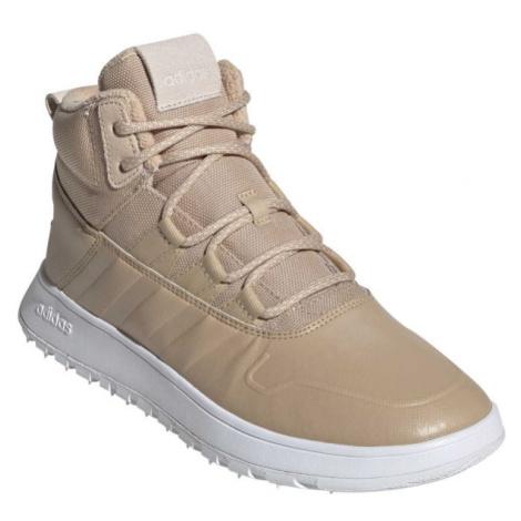 adidas FUSION STORM WTR béžová - Dámska obuv na voľný čas