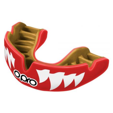 Opro POWER FIT JAWS - Chránič zubov
