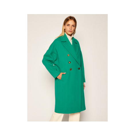 Pinko Prechodný kabát Faglia 20202 PBK2 1B14WG.8327 Zelená Regular Fit