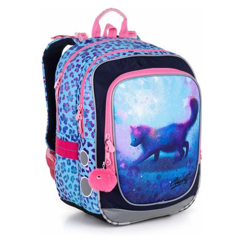Školská taška Topgal ENDY 20043 G