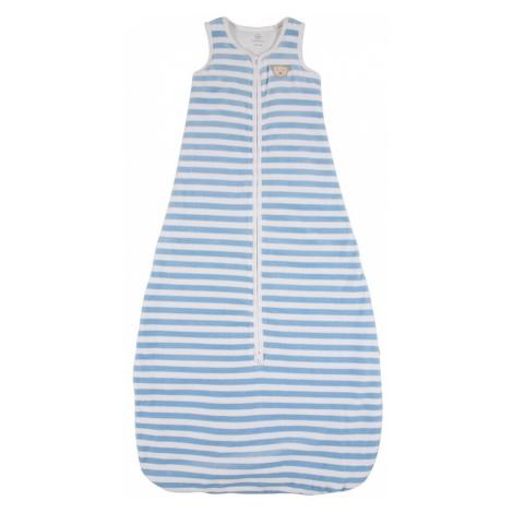 Steiff Collection Spací vak  svetlomodrá / modrá / béžová