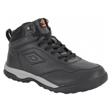 Umbro LUDGATE čierna - Pánska voľnočasová obuv
