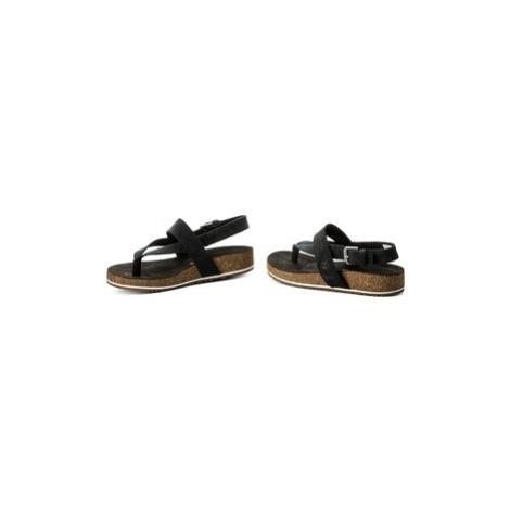 Timberland Sandále Malibu Waves Thong A1PGG/TB0A1PGG0011 Čierna