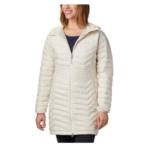 Columbia POWDER LITE MID JACKET - Dámska dlhá zimná bunda