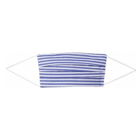 Rich & Royal Látkové rúško 'Reversible'  modrá / biela