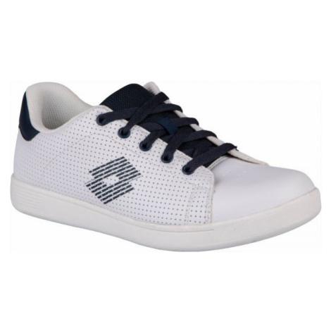 Lotto 1973 VII JR L modrá - Detská voľnočasová obuv
