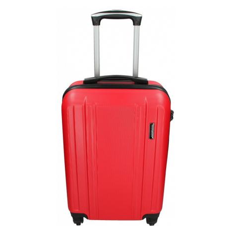 Cestovný kufor Madisson Reina S - červená