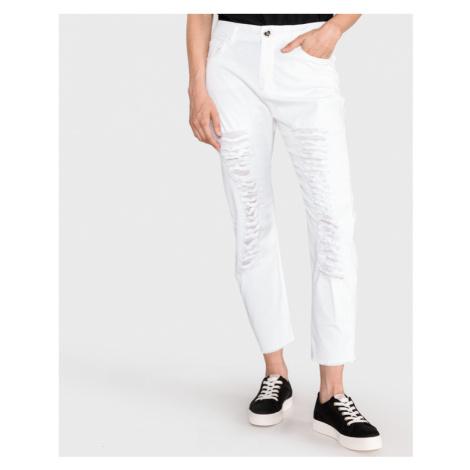TWINSET Jeans Biela