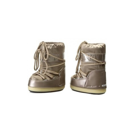 Moon Boot Snehule Glance 14016800001 Zlatá