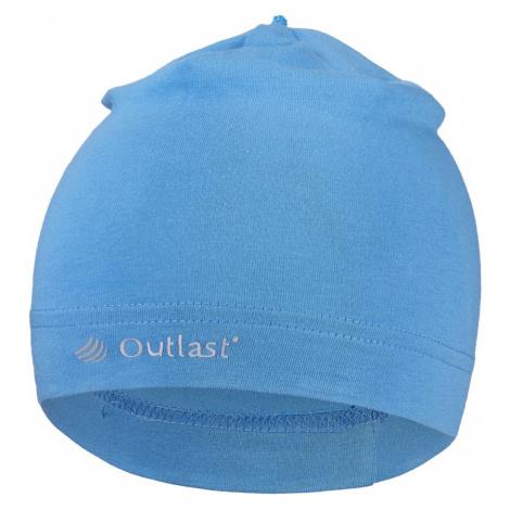 LITTLE ANGEL Čiapka tenká Outlast® veľ. 1, cm - modrá