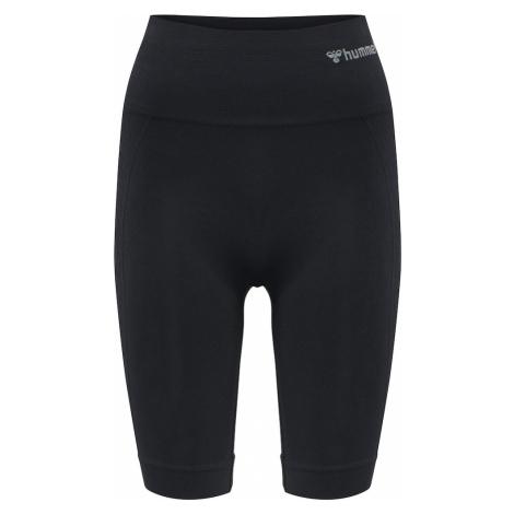 Hummel Športové nohavice 'Tif'  čierna