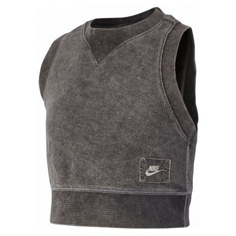 Nike Rebel CropTankLd94 Black