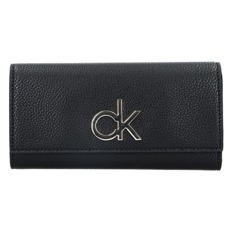 Dámska peňaženka Calvin Klein Ghita - čierna