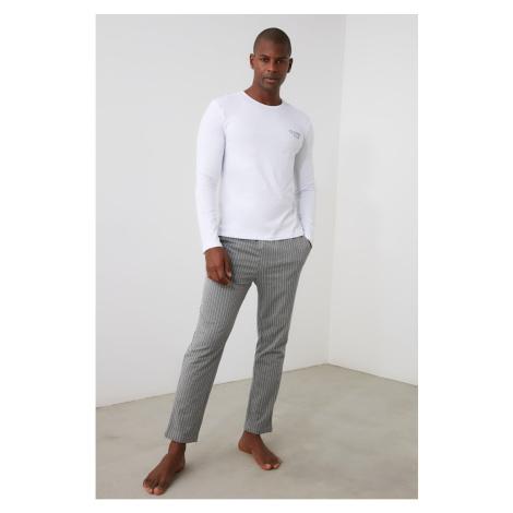 Pánske pyžamo Trendyol Striped