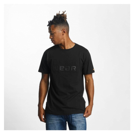 Rocawear / T-Shirt Embossing in black - Veľkosť:S