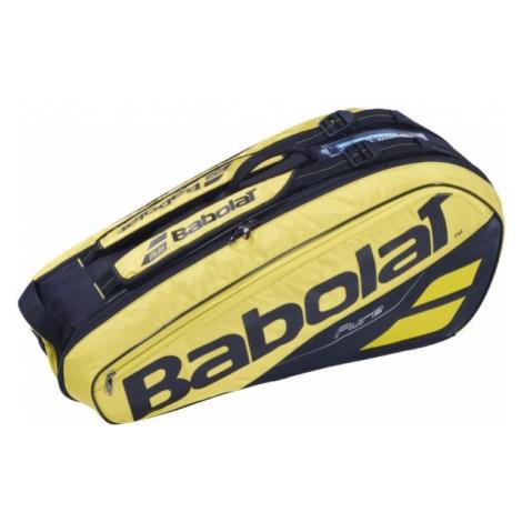 Babolat PURE AERO RH X 6 žltá - Tenisová taška