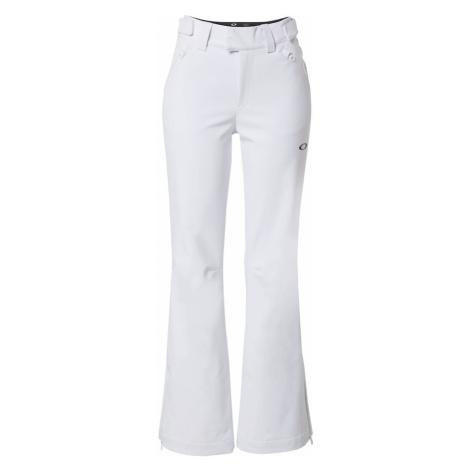 OAKLEY Športové nohavice  biela