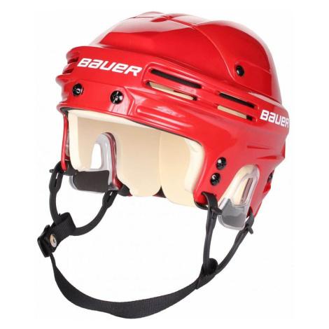 HH4500 hokejová helma barva: červená;velikost oblečení: S Bauer