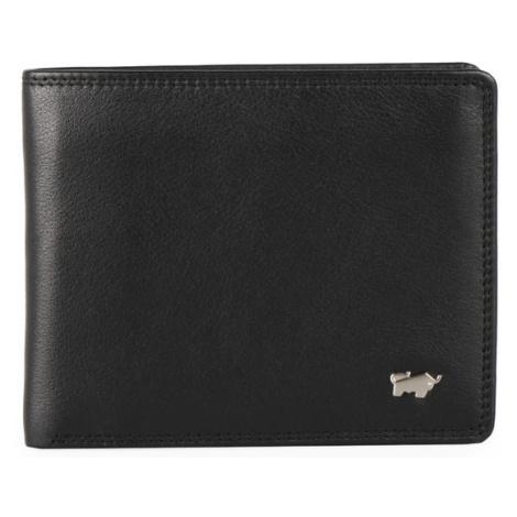Braun Büffel Pánska kožená peňaženka Golf 90336-051 - černá