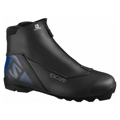 Topánky na bežky SALOMON Escape Prolink NNN Čierna
