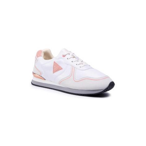 Guess Sneakersy Tessa FJ7TES ELE12 Biela