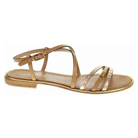 Dámské sandály Les Tropeziennes 04202 Balise beige C04202Balise