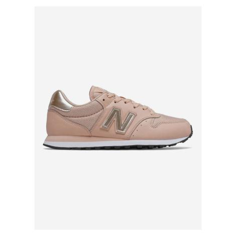 500 Tenisky New Balance Růžová