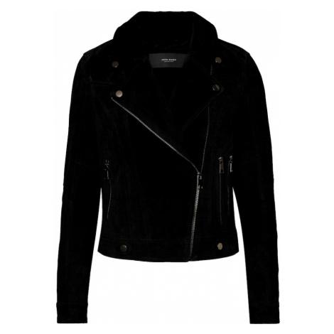 VERO MODA Prechodná bunda 'Royce Salon'  čierna