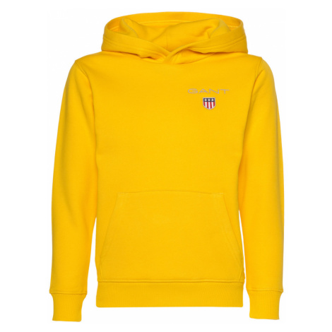 MIKINA GANT D1. MEDIUM SHIELD SWEAT HOODIE