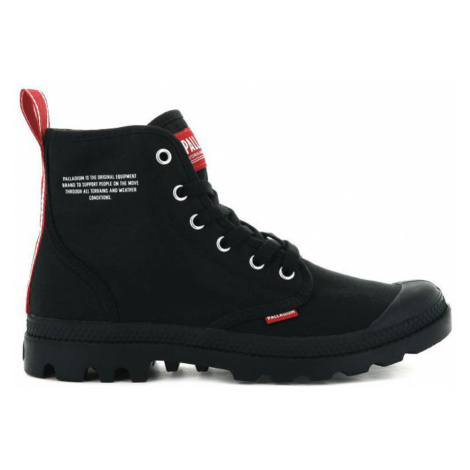 Palladium Boots Pampa Hi Dare Black-5.5 čierne 76258-008-M-5.5