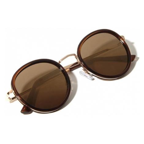 Hnedé slnečné okuliare Nali