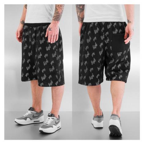 Just Rhyse High Shorts Black - Veľkosť:S